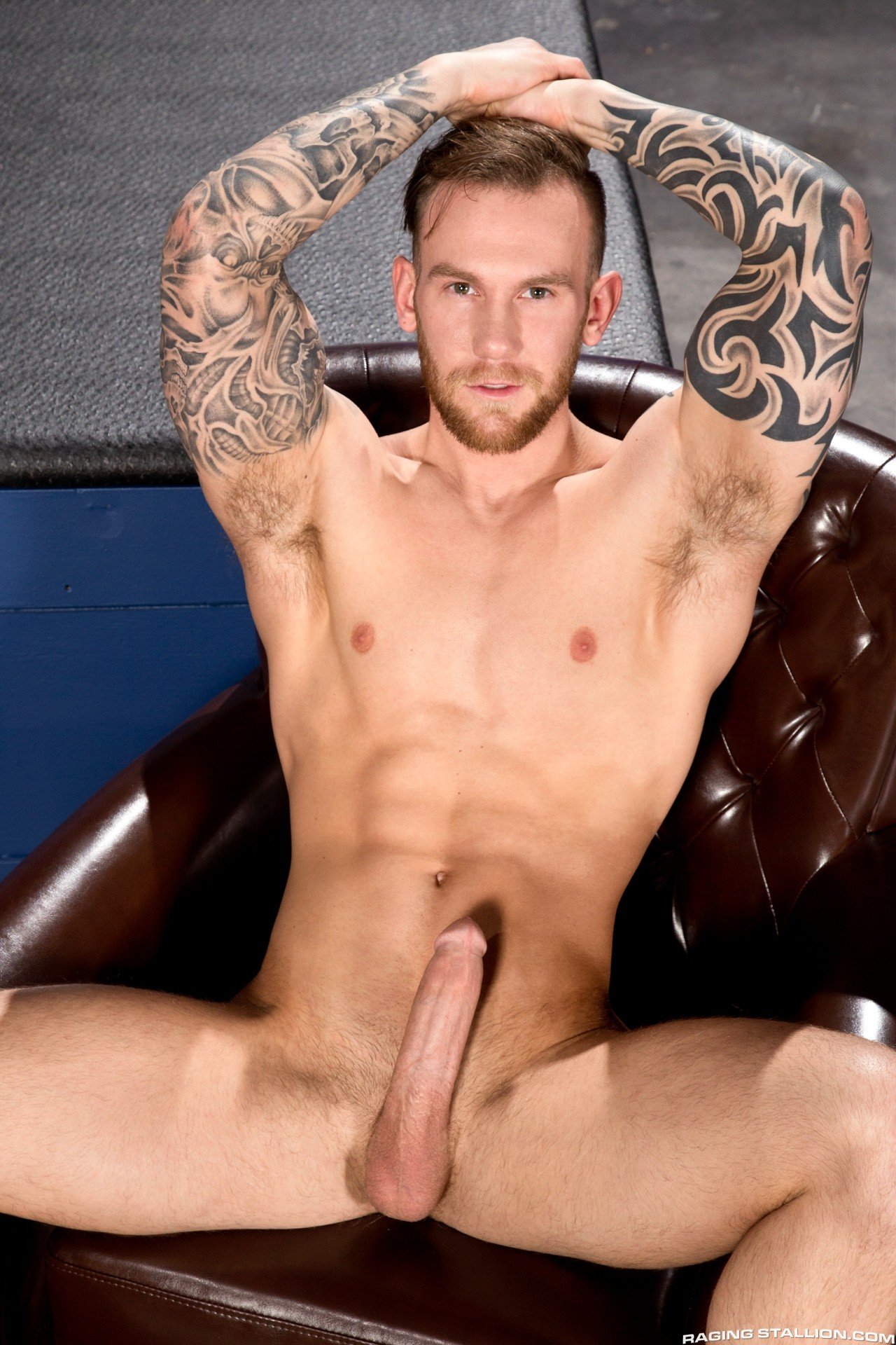 Damien Michaels gay hot daddy dude men porn