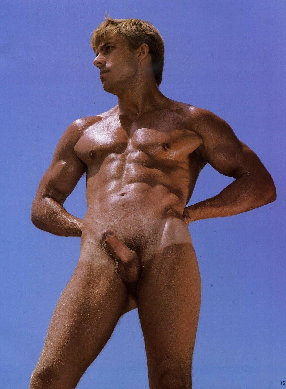 Eric Stryker vintage gay hot daddy dude men porn