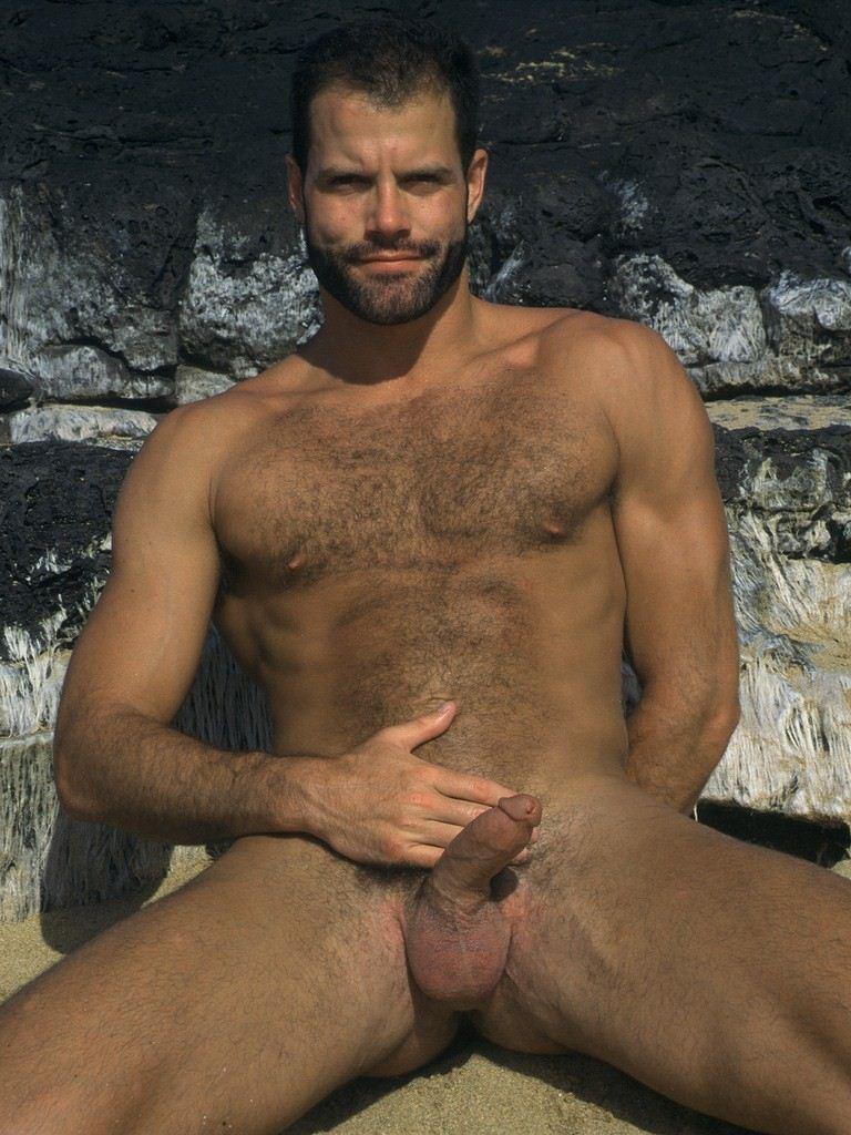 Brad Michaels gay hot daddy dude men porn