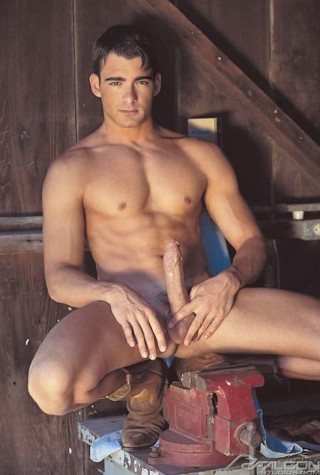 Eric Hanson gay hot daddy dude men porn