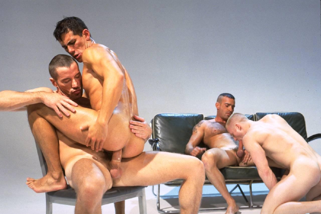 Aiden Shaw Chris Rock Todd Gibbs Zak Anders marcus iron gay hot daddy dude men porn fuck orgy Descent