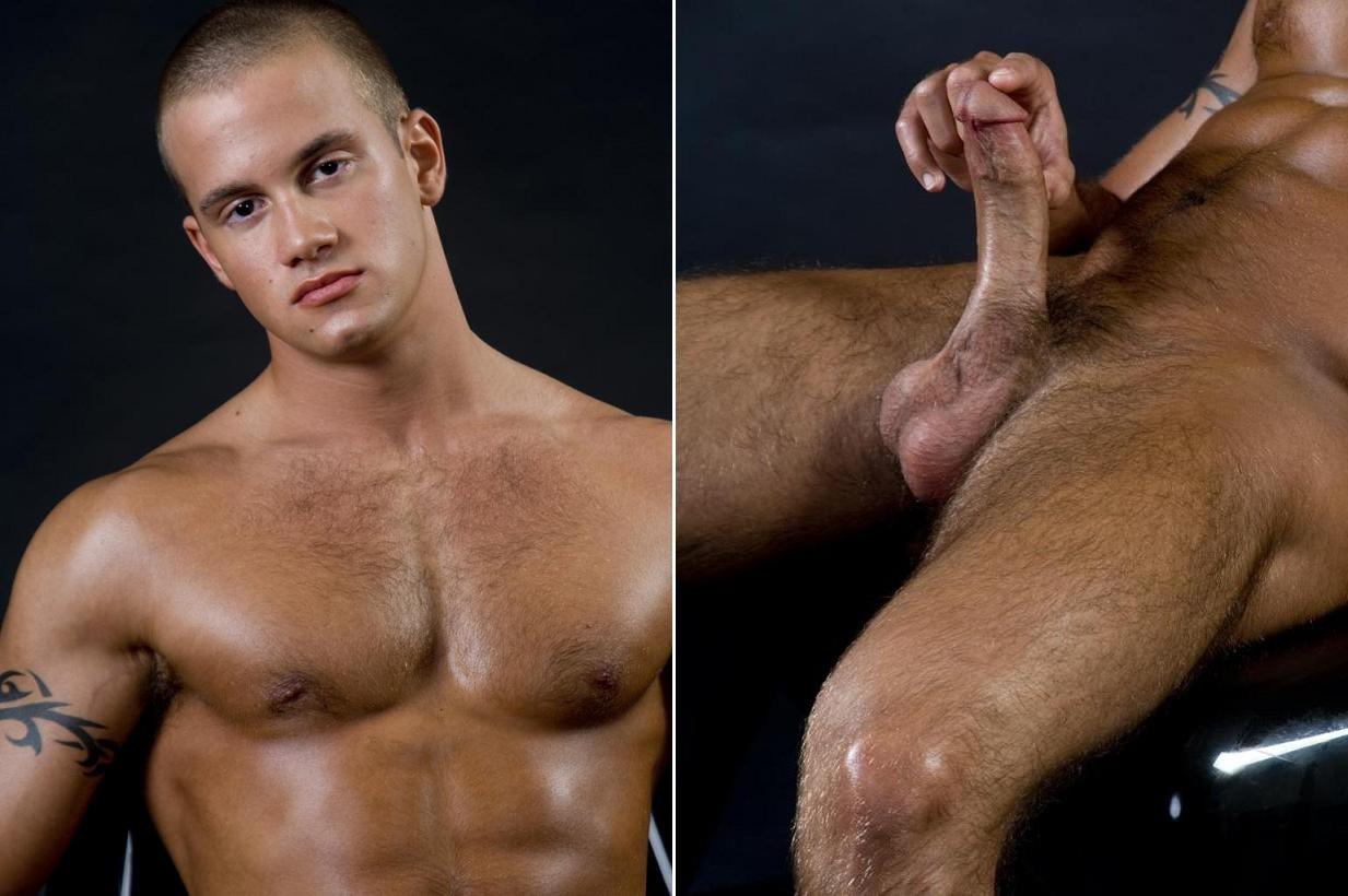 Nick Braso gay hot dude men porn