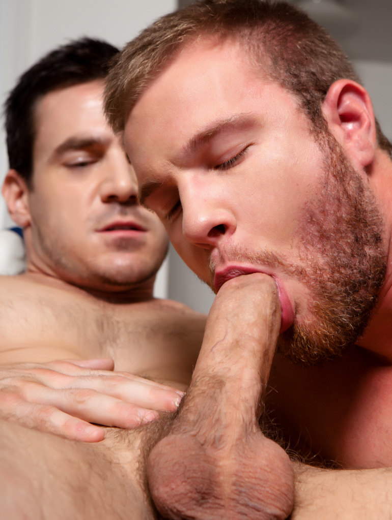 Chris Rockway fuck Patrick Dunne gay hot daddy dude men porn Randy Blue