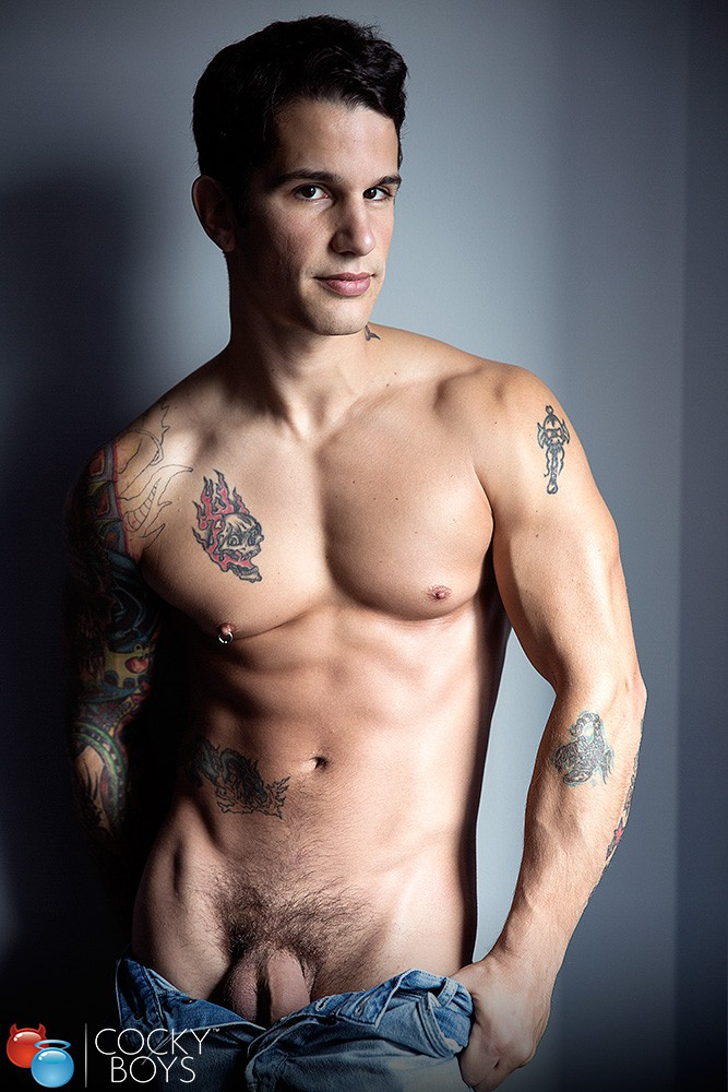 Pierre Fitch gay hot daddy dude men porn