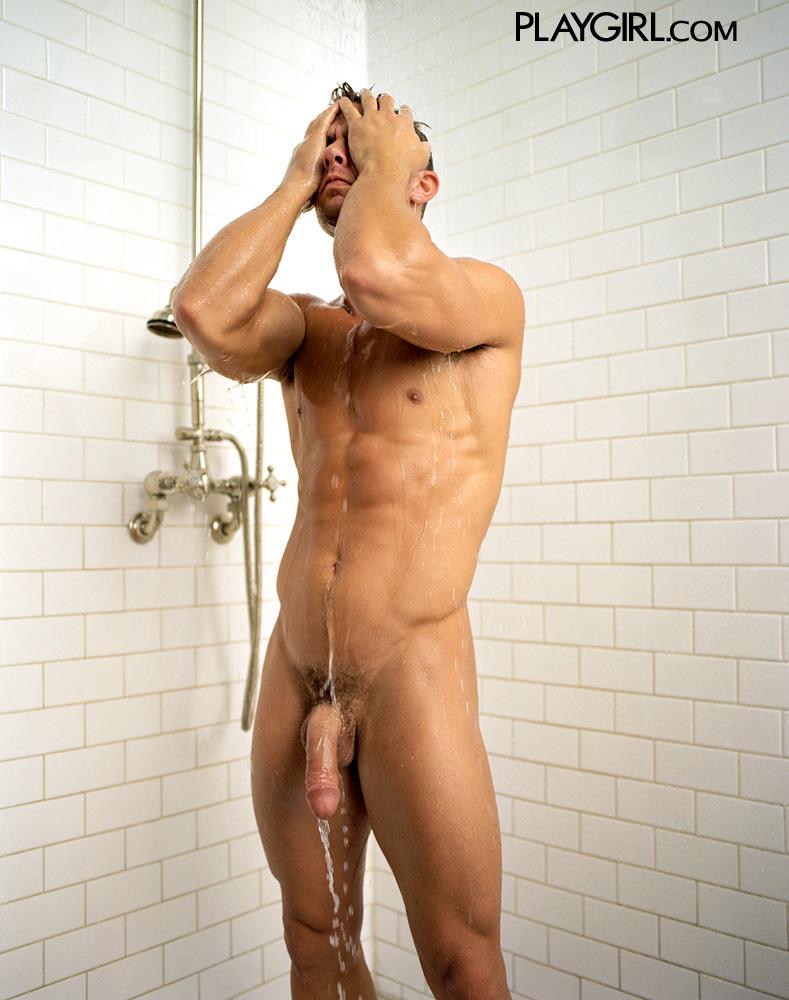 Derrick Davenport gay hot daddy dude men porn Playgirl