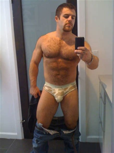 Ian Parks gay hot daddy dude men bear