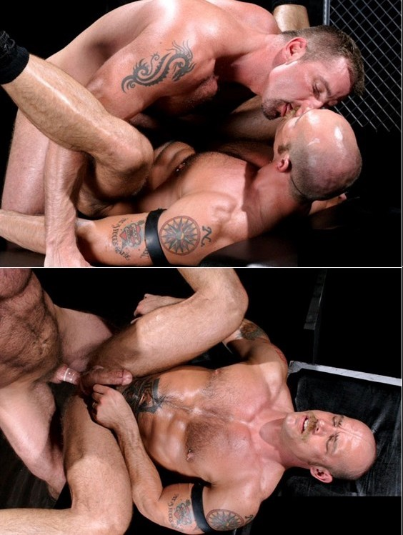 Blake Nolan fuck Jake Deckard gay hot daddy dude men porn Omega
