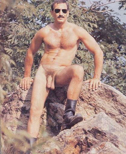 dan pace vintage gay hot daddy dude men porn