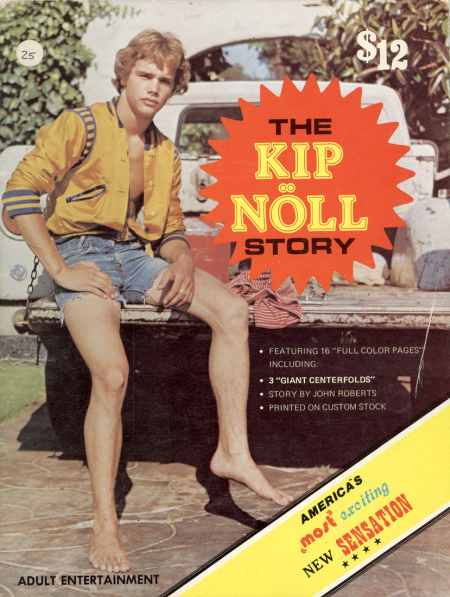 Kip Noll vintage gay hot dude guy men porn