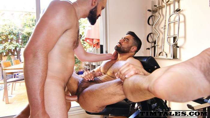 Andy Onassis - Wagner Vittoria gay hot daddy dude men porn TimTales