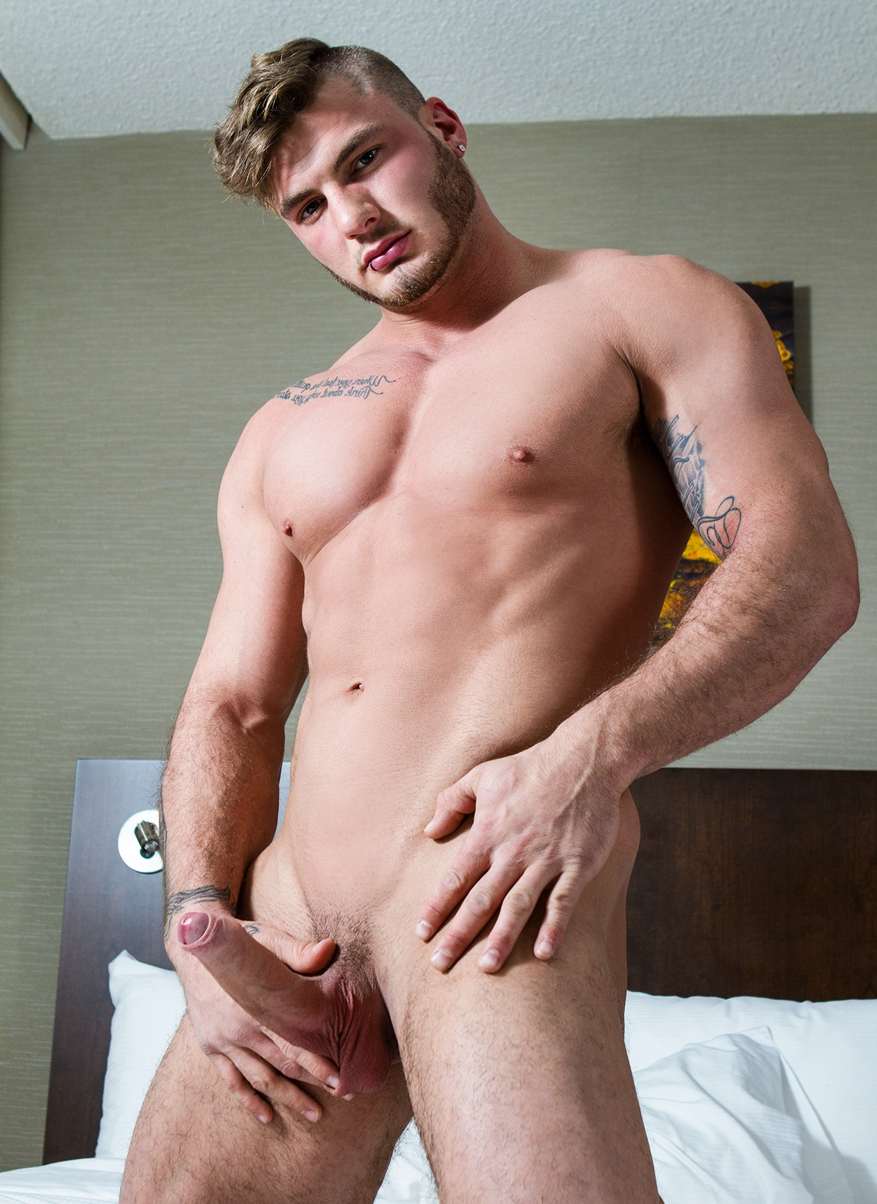 William Seed gay hot daddy dude men porn