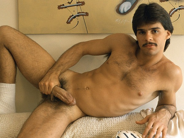 Jon King vintage gay hot dude guy men porn