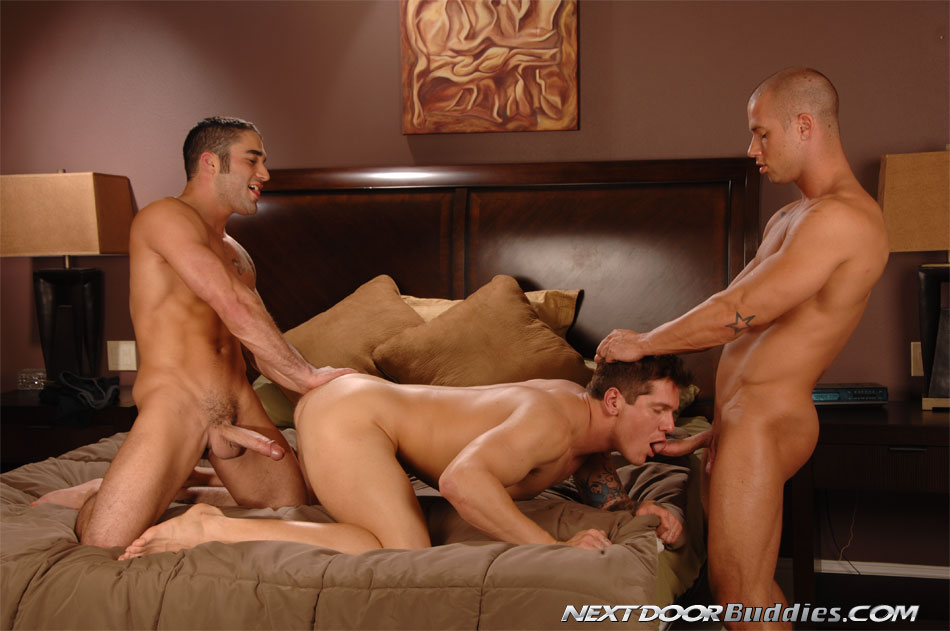 Rod Daily Samuel O'Toole fuck Parker London gay hot daddy dude men porn Next Door