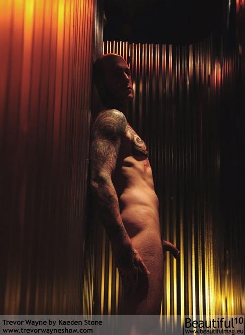 Trevor Wayne gay hot daddy dude men porn