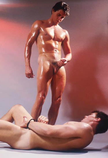 Matt Ramsey Bill Henson vintage gay hot daddy dude men porn Matter of SIze