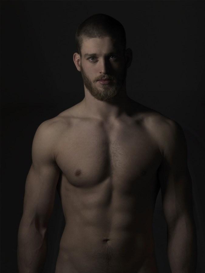 Thor Clemmensen hot daddies men dude sexy model
