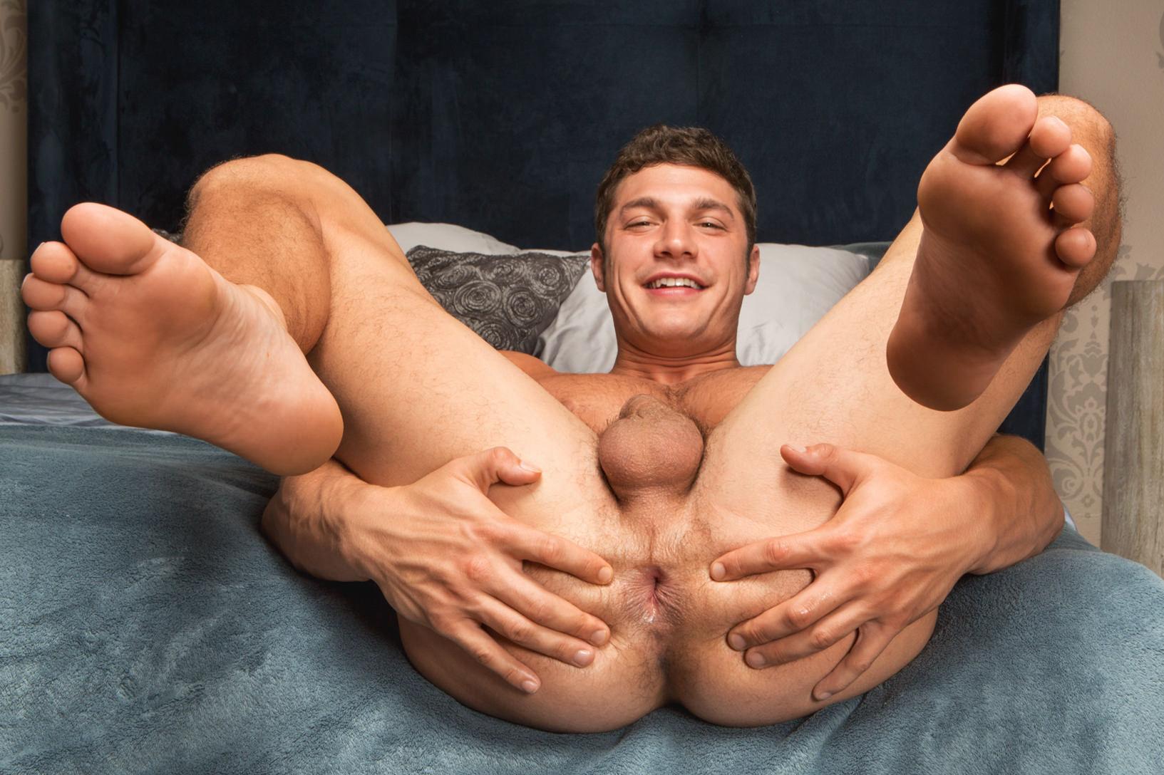 Brandon gay hot daddy dude men porn Sean Cody