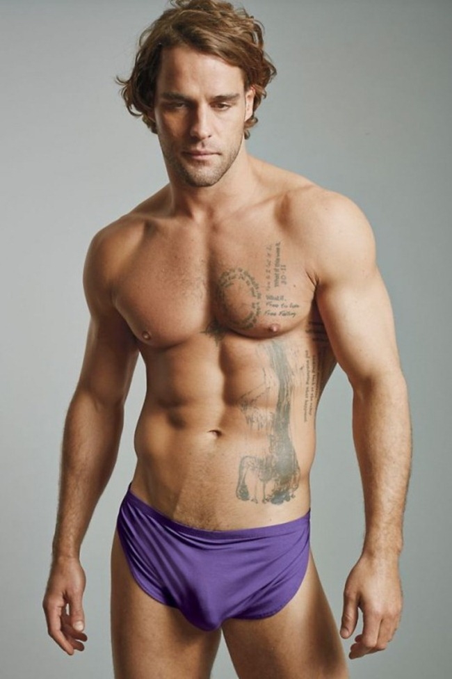 Thierry Pepin hot daddies dudes men str8