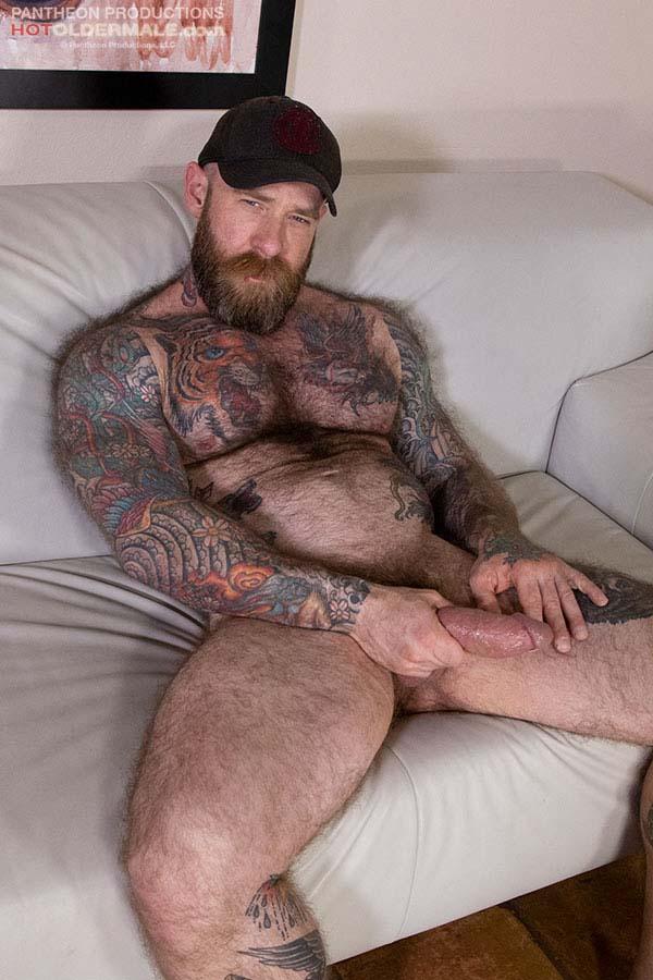 Jack Dixon gay hot daddy dude men porn