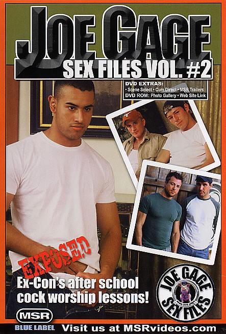 Trent Austin Andrew Addams Mark Kroner Joe Gage Sex Files #2
