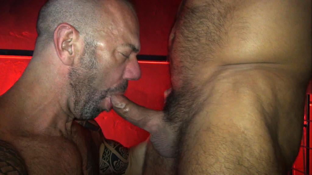 Jon Galt Vic Rocco flip fuck bareback gay hot daddy dude men porn