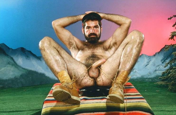 gay hot vintage daddy dude men porn
