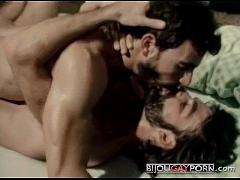 Al Parker bareback fuck Bob Blount vintage gay hot daddy dude men porn Inches