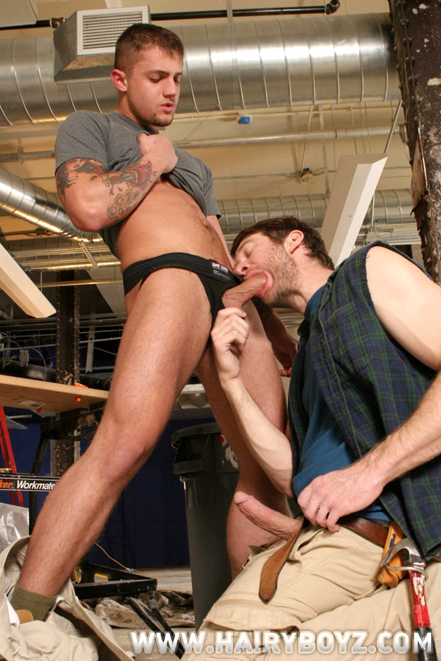 Colby Keller fuck Chris Porter gay hot daddy dude men porn Stud Fuckers