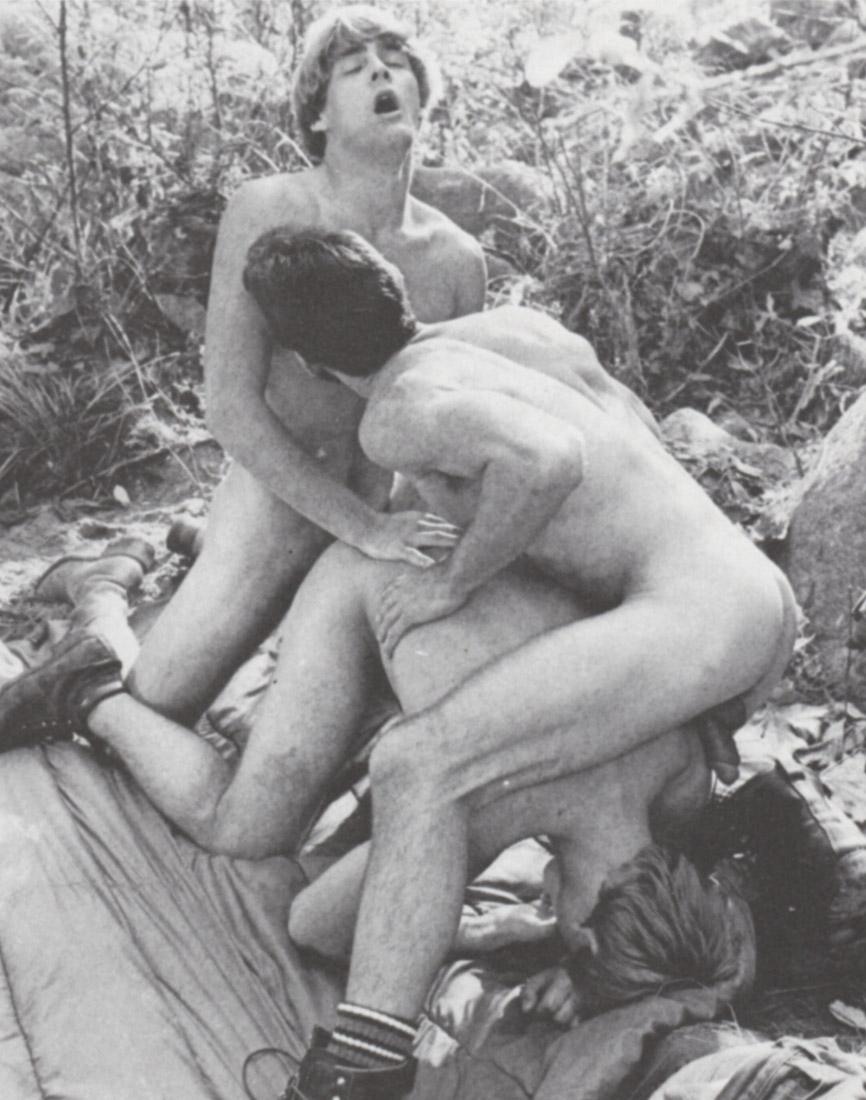 Al Parker Jeff Turk vintage gay porn daddy dude men bareback fuck porn