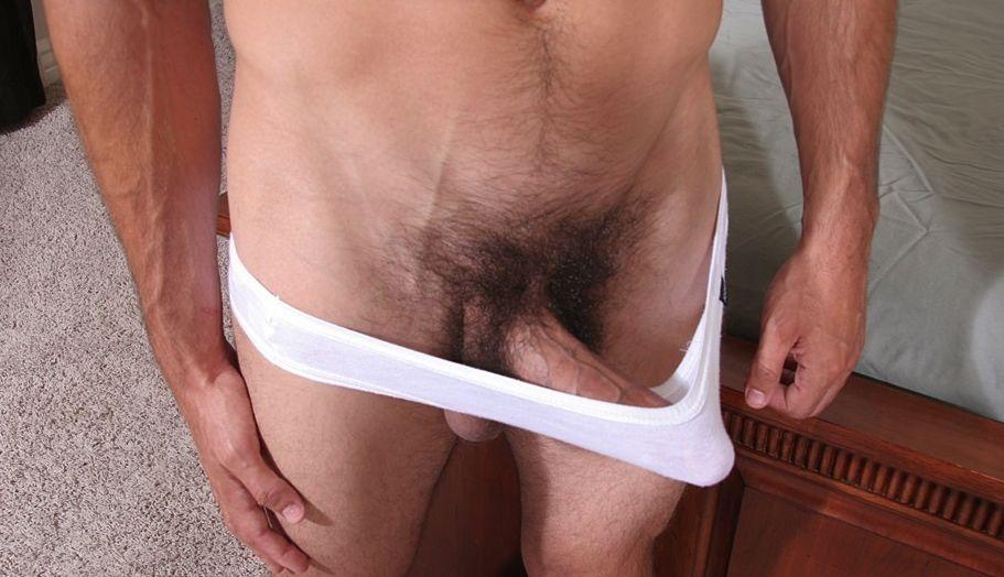 David Taylor bareback fuck Leo Giamani Cocksure Men gay hot daddy dude men porn