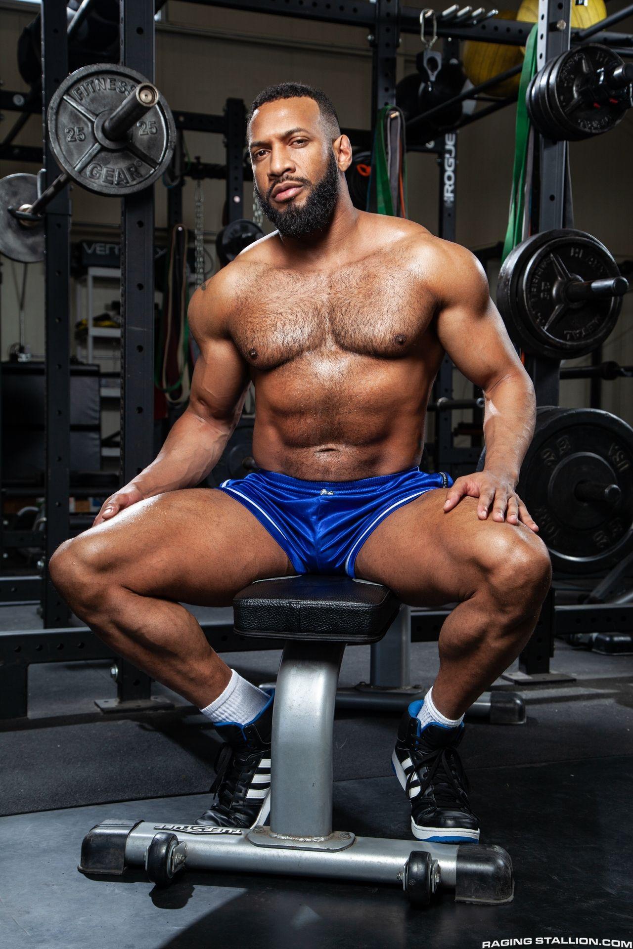 Jay Landford fuck Riley Mitchel gay hot daddy dude men porn bear Do Me For The Likes