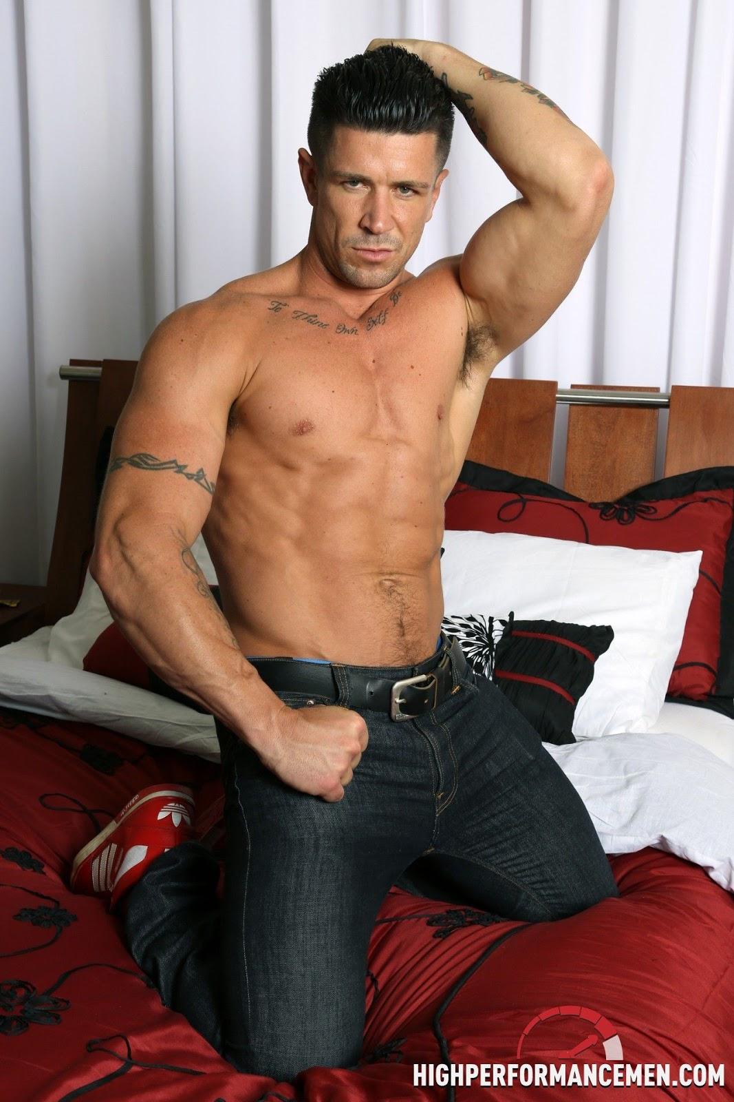 Trenton Ducati gay hot daddy dude men porn