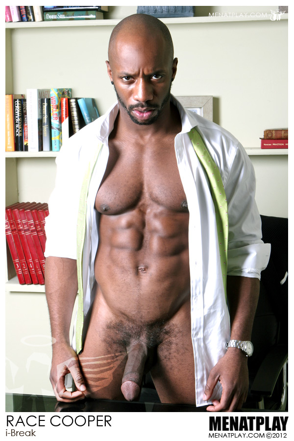 Race Cooper gay hot daddy dude men porn