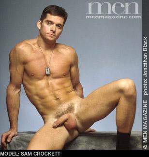 Sam Crockett gay hot daddy dude men porn