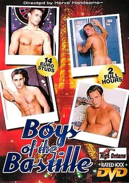 Peter Krisztia fuck Raphael Leban gay hot daddy dude men porn Boys of the Bastille