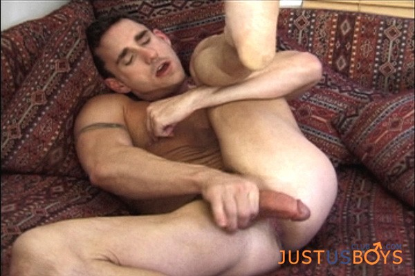 Jon Ashe gay hot daddy dude men porn Adams Guys