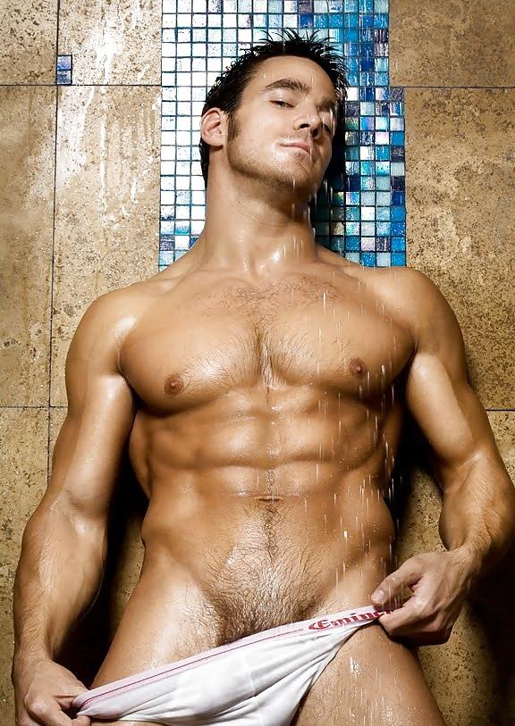 Chris Rockway gay hot daddy dude men porn