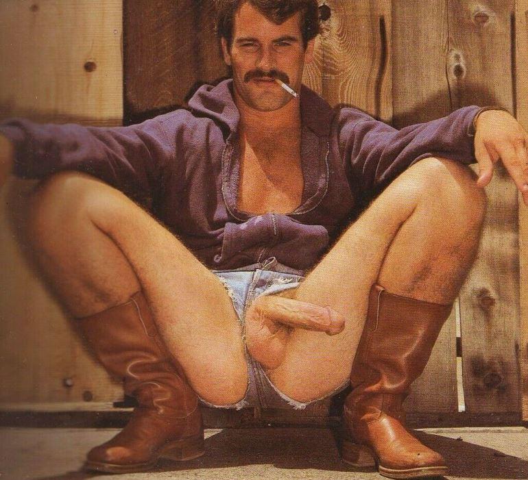 Doug Weston vintage gay hot daddy dude men porn