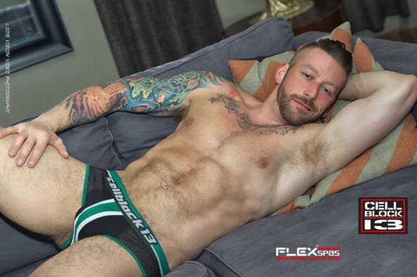 Hugh Hunter gay hot daddy dude men porn