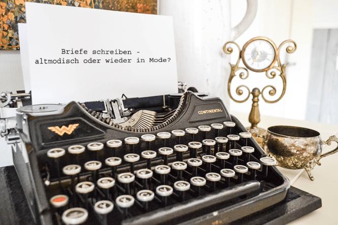 Brief Schreiben An Jemanden Den Man Lange Nicht Gesehen Hat : Briefe schreiben altmodisch oder wieder in mode