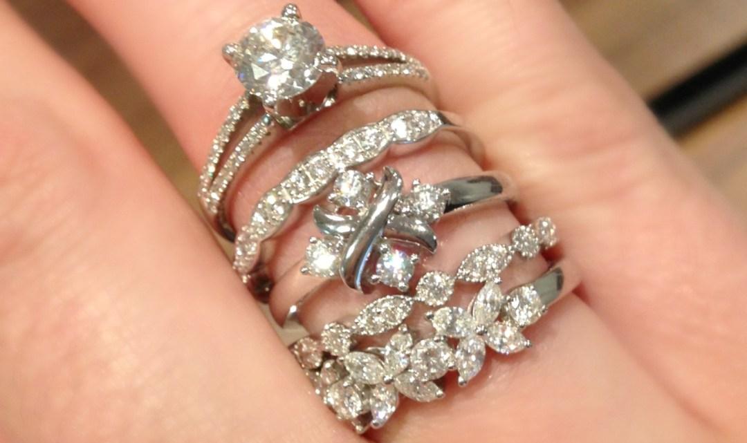 Vashi Vintage style Rings