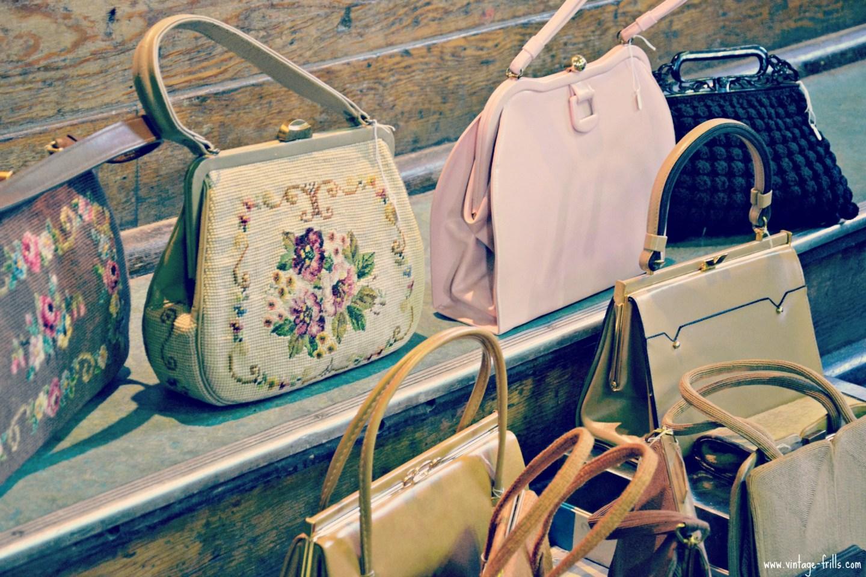 Vintage Handbags Mid Century Market