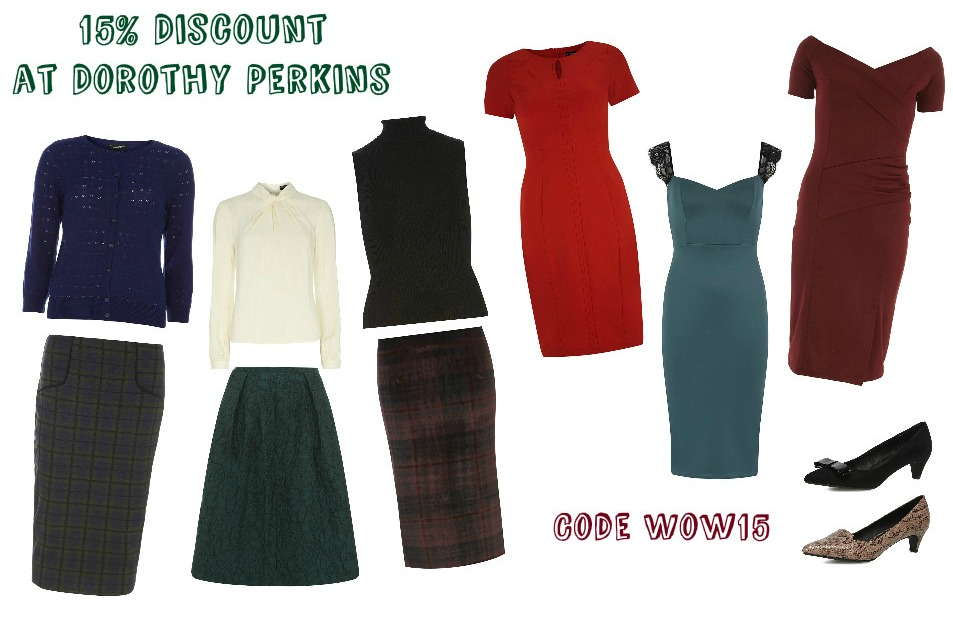 Dorothy Perkins Discount 15