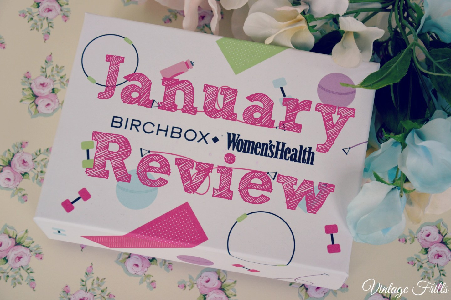 January 2015 Birchbox Review 1