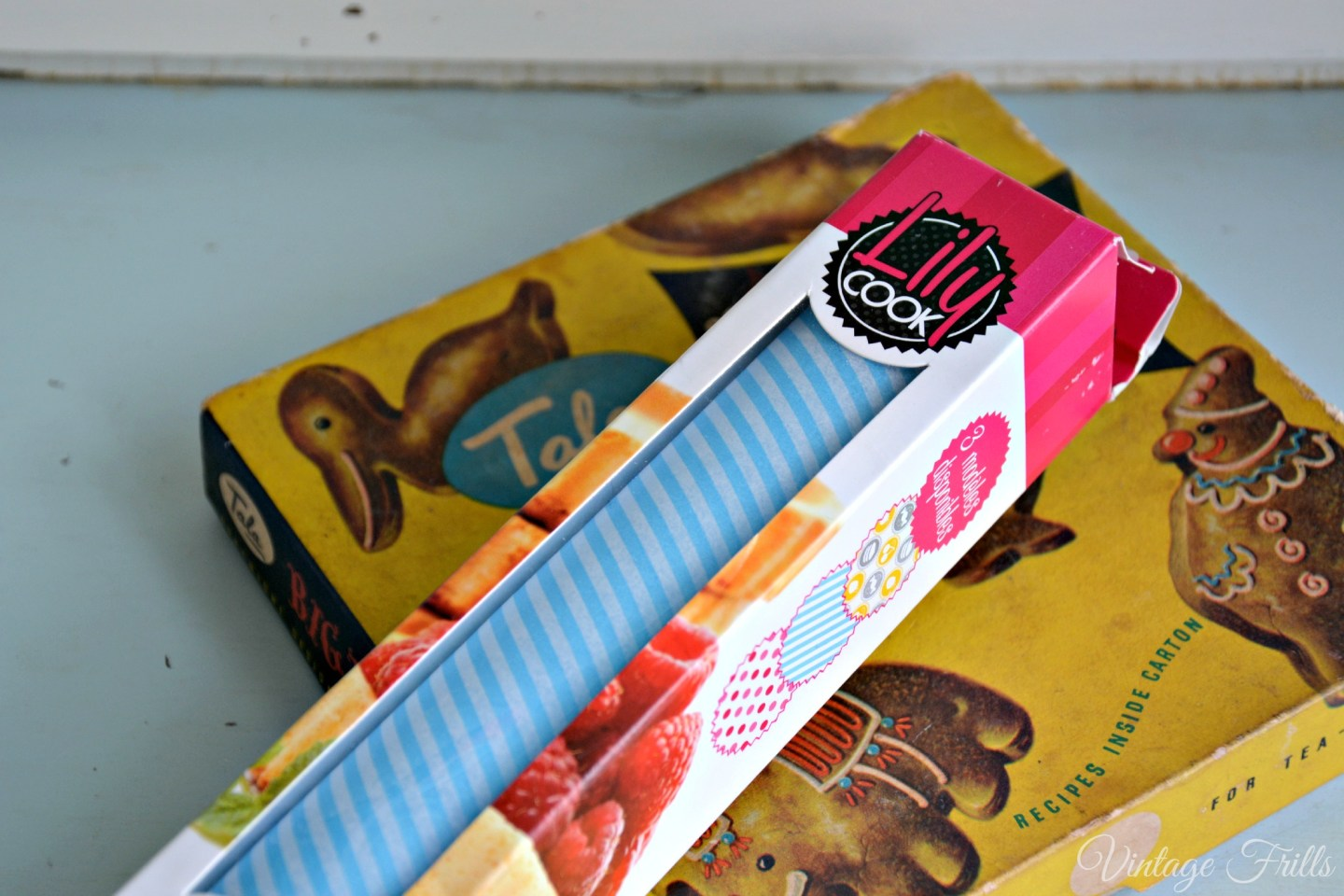 TK Maxx Lily Cook Patterned Baking Paper