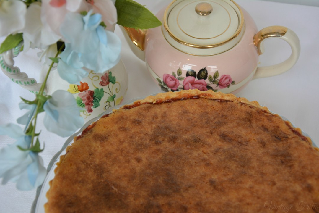 Traditional Bakewell Tart Recipe 1