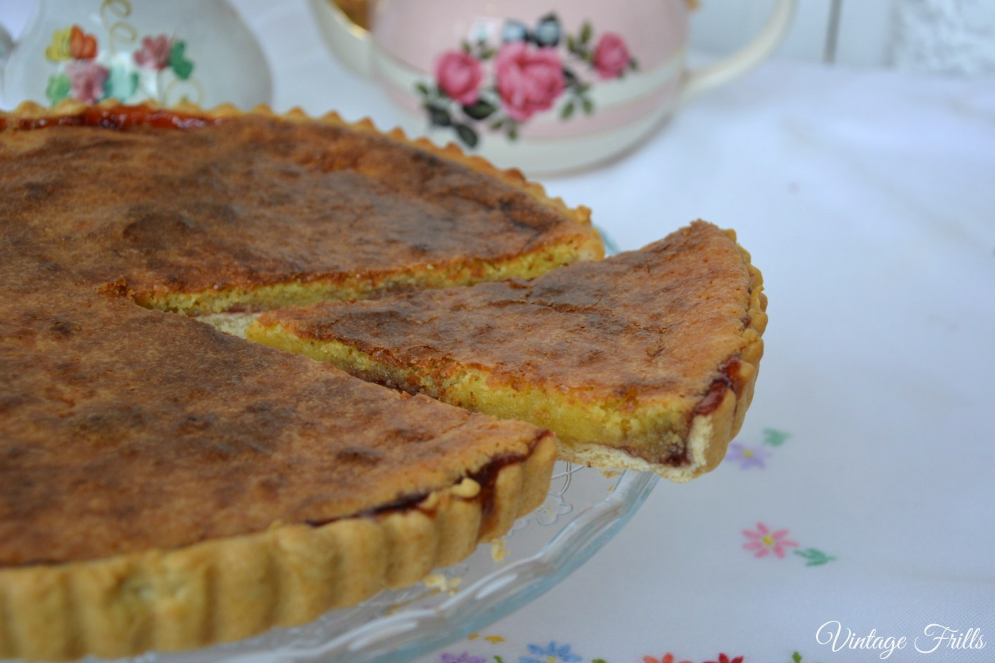 Traditional Bakewell Tart Recipe 4