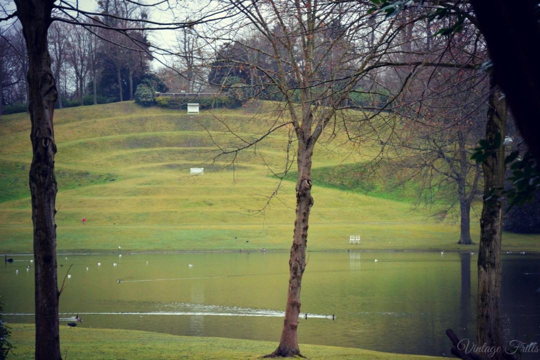 Claremont Grass Amphitheatre
