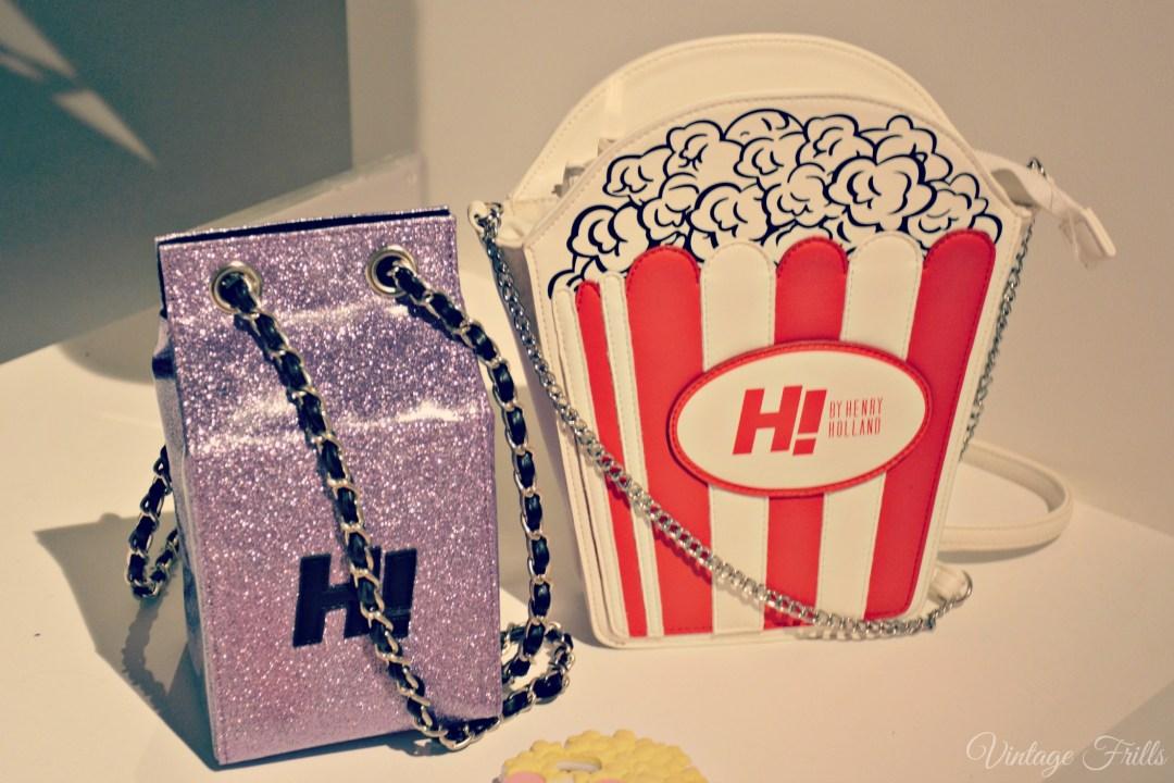 Debenhams SS15 Henry Holland Novelty Handbags
