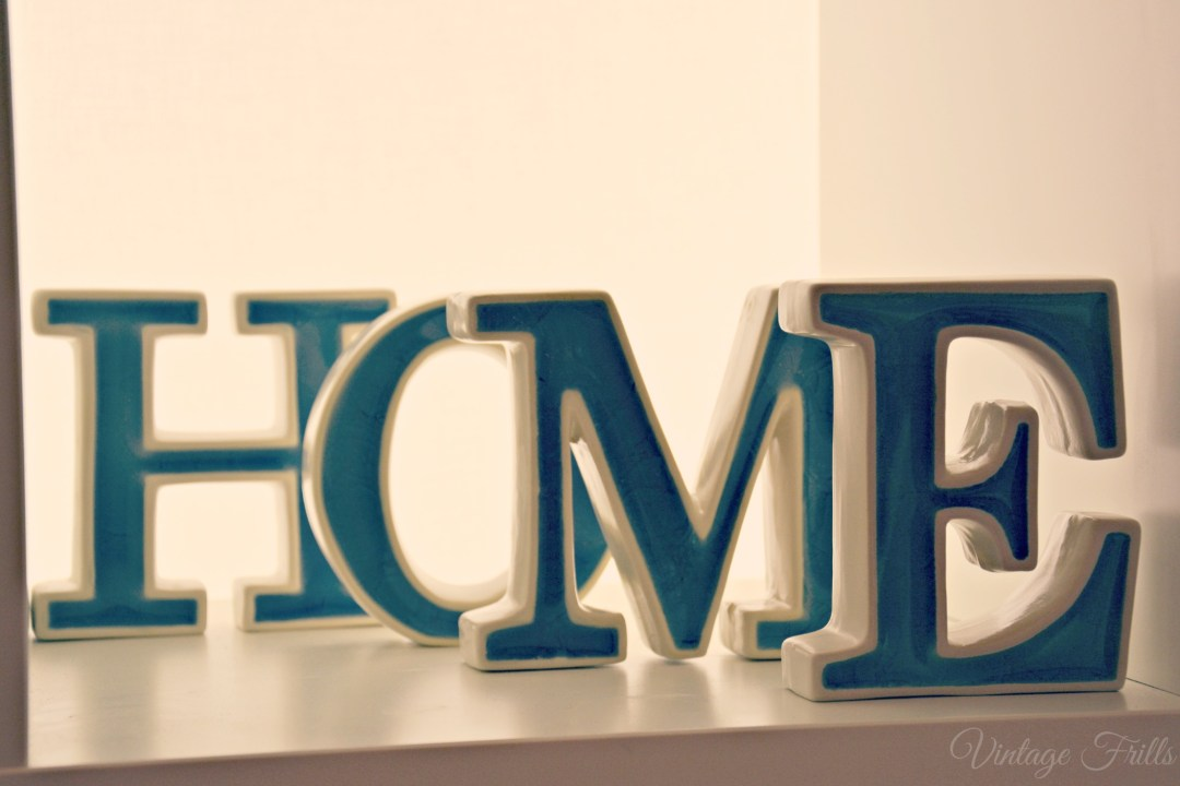 Next Home Summer 15 Press Day HOME letters